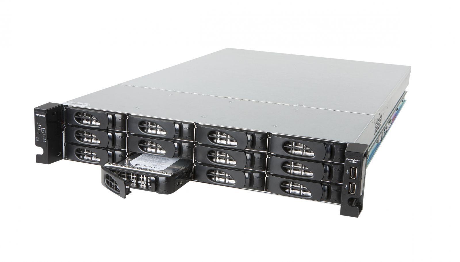 Сетевые хранилища NETGEAR ReadyNAS за 50% цены!