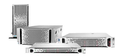 Весеннее обновление с серверами HP