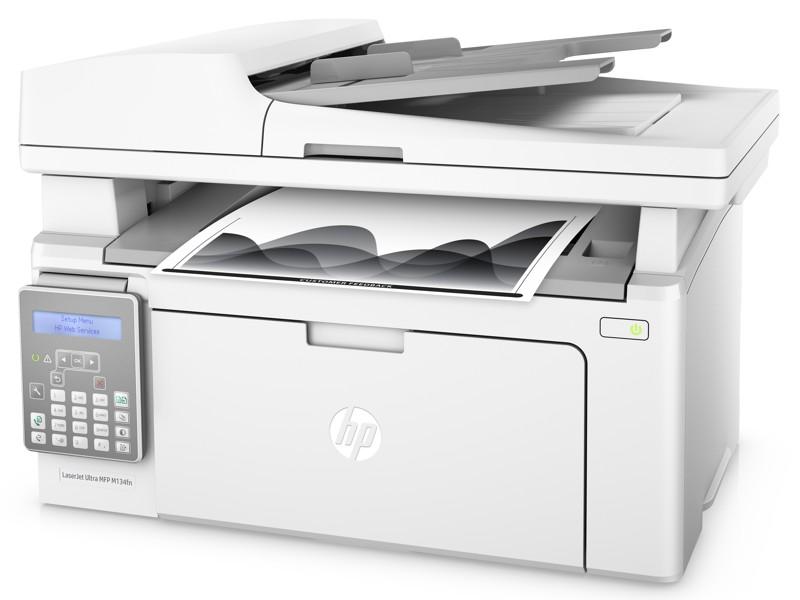 Новая линейка принтеров для малого и среднего бизнеса от HP Inc