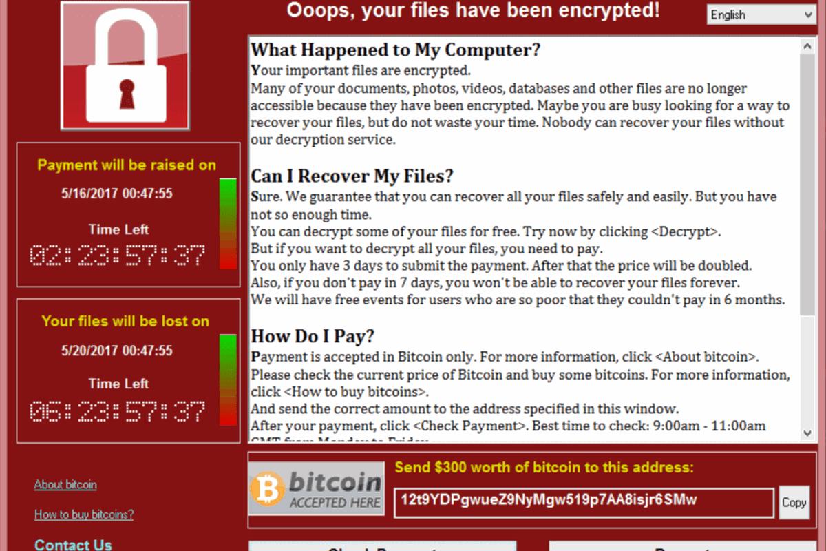 Как защитить Windows от WannaCry