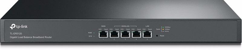 TL-ER5120: новейший маршрутизатор TP-Link с балансировкой нагрузки