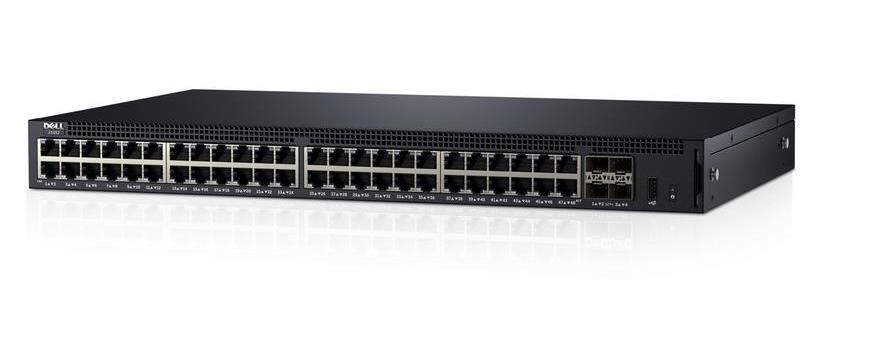 Коммутатор Dell Networking X1052