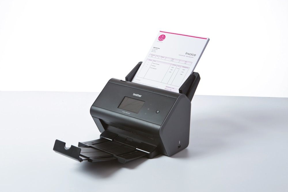Компания Brother снизила цены на новые модели сетевых сканеров